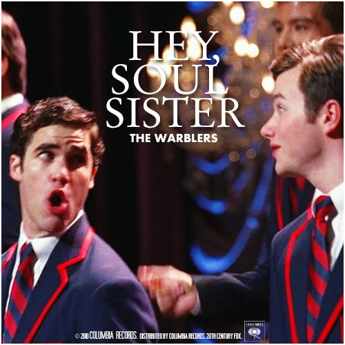 2x09 Special Education | Hey, Soul Sister Alternative Cover