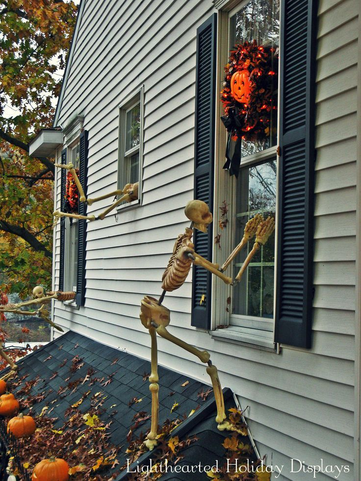 IDEAS  INSPIRATIONS Halloween Decorations, Halloween Decor - how to make halloween decorations for yard