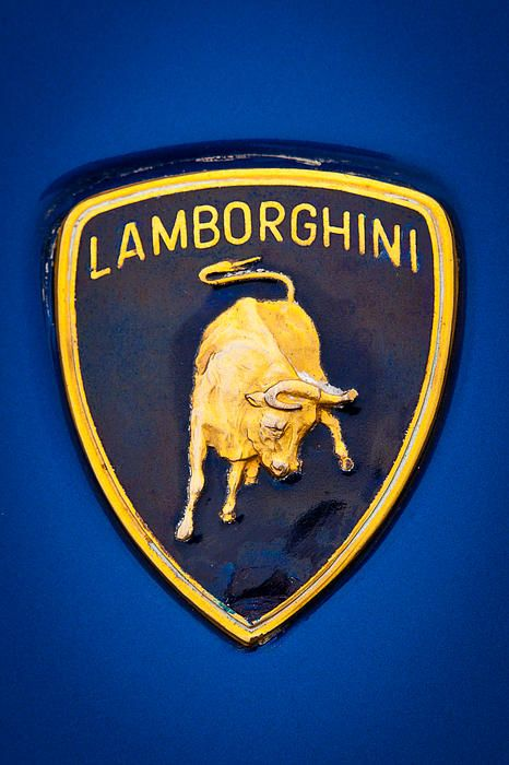 1995 Lamborghini Diablo Emblem | Autos Antiguos > 1970 al 1999 ...