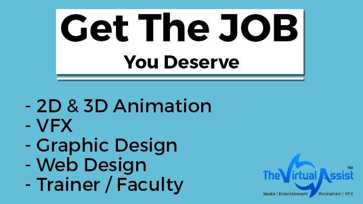 Latest 3d Animation Vfx Jobs Near You The Virtual Assist 3d Animation Job Animation
