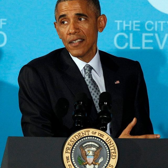 While discussing money in politics on Wednesday, President Obama broached a topic normally confined to academic circles: A law requiring people to vote.