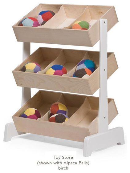 Modern Toy Storage By Clever Tomato Toy Storage Units Kids