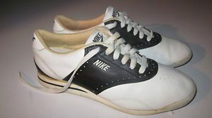 premium selection 03741 af270 Nike 80s Era Saddle Oxford Shoes - We were allowed to wear these at my  Catholic high school, either in my sophomore or junior year (circa 1986-87).