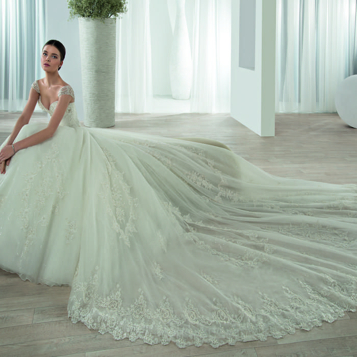 Demetrios Bridal Demetrios Bridal 643TR Demetrios Bridal Mockingbird ...