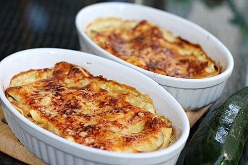 Jankos Veggie-Lasagne (Rezept mit Bild) von cakessake   Chefkoch.de