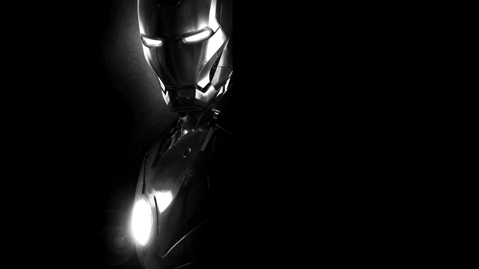 Iron Man 3 black and white Photos | Iron Man | Pinterest ...