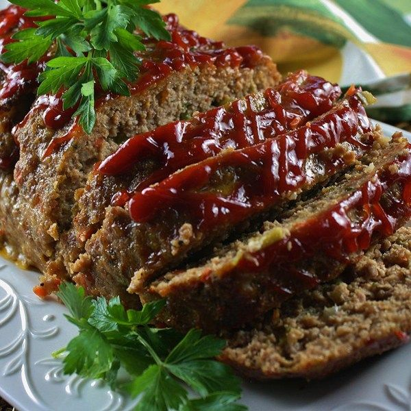 10 Easy Ground Turkey Recipes Chili Burgers Meatloaf: Classic Spicy Meatloaf