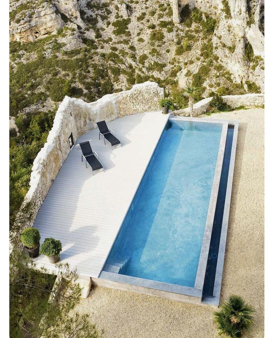 Pin De Conchi Moreno En Piscinas | 수영장, 건축 Y 인테리어