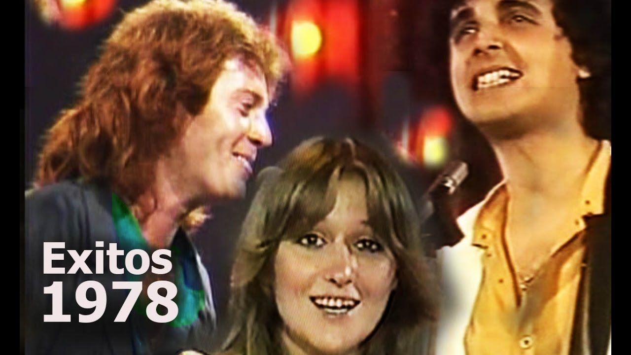 Lo que sonaba en 1978! 43 Videos con TITULOS! La música que esta en tu m...