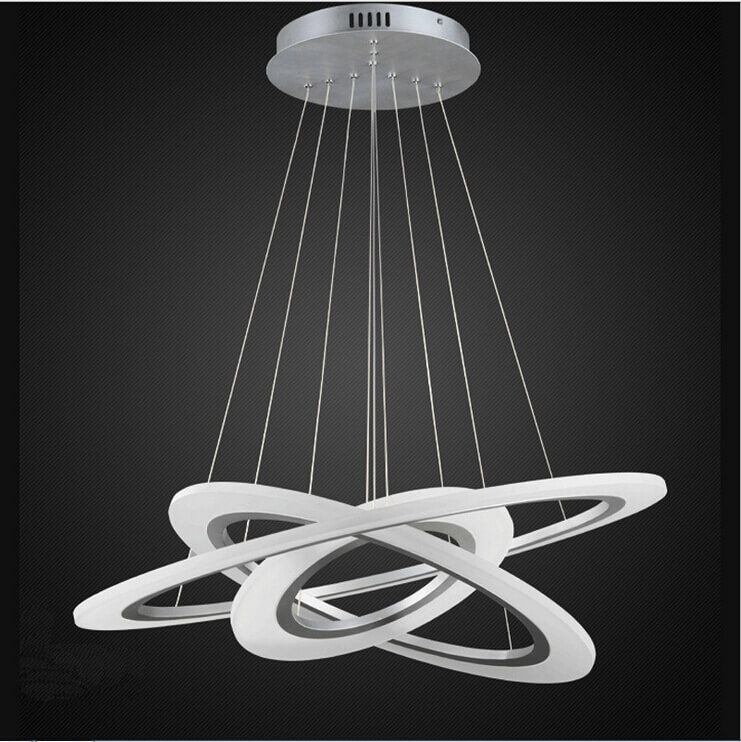 """Rings Of Jupiter"" Modern LED Chandelier Led chandelier"