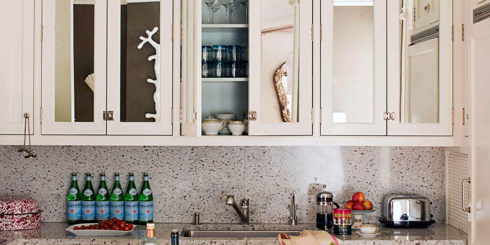 10 Tricks for Small Kitchens Small space kitchen, White