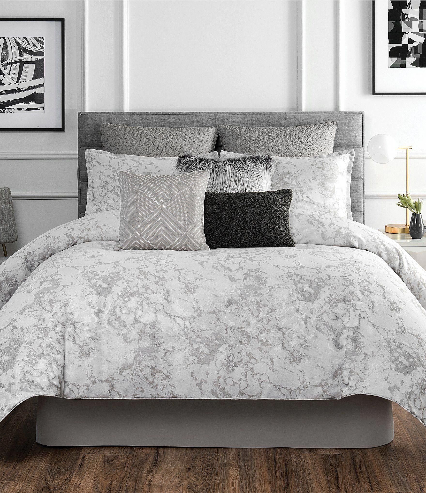 Laundry By Shelli Segal Normandy Comforter Set Grey King