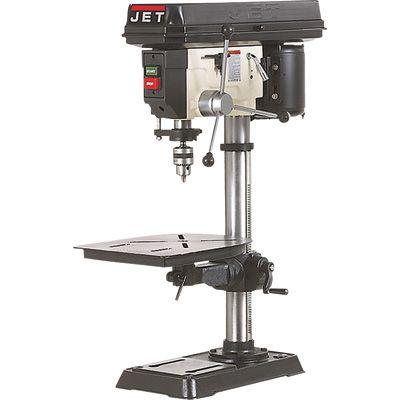 Jet Drill Press 15in 16 Speeds 3 4 Hp Model Jdp 15m Goruntuler Ile Matkap