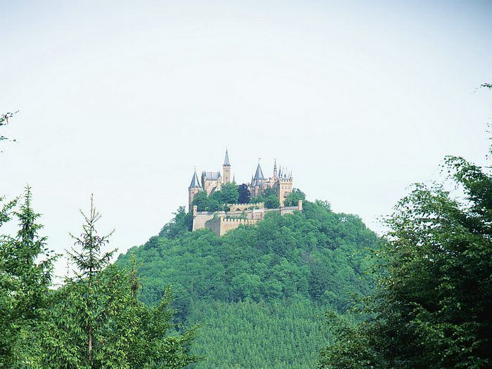 Burg Hohenzollern Hohenzollern Castle Is The Ancestral Seat Of The Imperial House Of Hohenzollern N 1 The Third Of Three Castles On The Site It Is Located