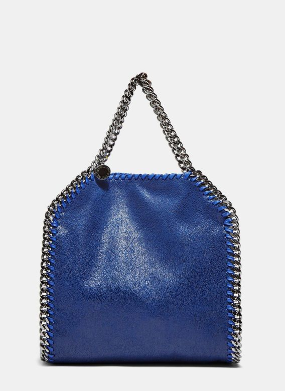 6e0b6007004 Stella Mccartney Women s Mini Falabella Bag in Blue   kabelky ...