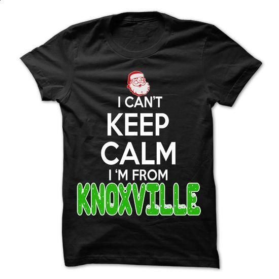 Keep Calm Knoxville... Christmas Time - 99 Cool City Shirt ! - #cool hoodies #cool shirt. GET YOURS => https://www.sunfrog.com/LifeStyle/Keep-Calm-Knoxville-Christmas-Time--99-Cool-City-Shirt-.html?id=60505