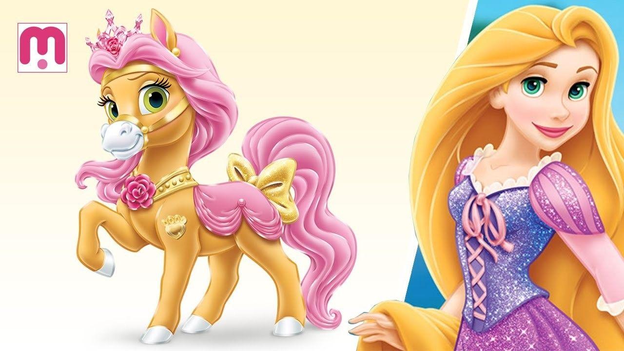 Blondie & Rapunzel Dessin