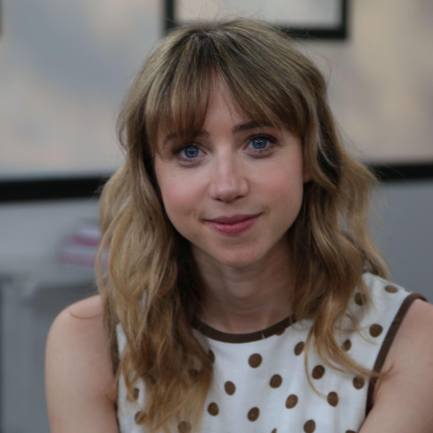 Is a cute Zoe Kazan nude photos 2019