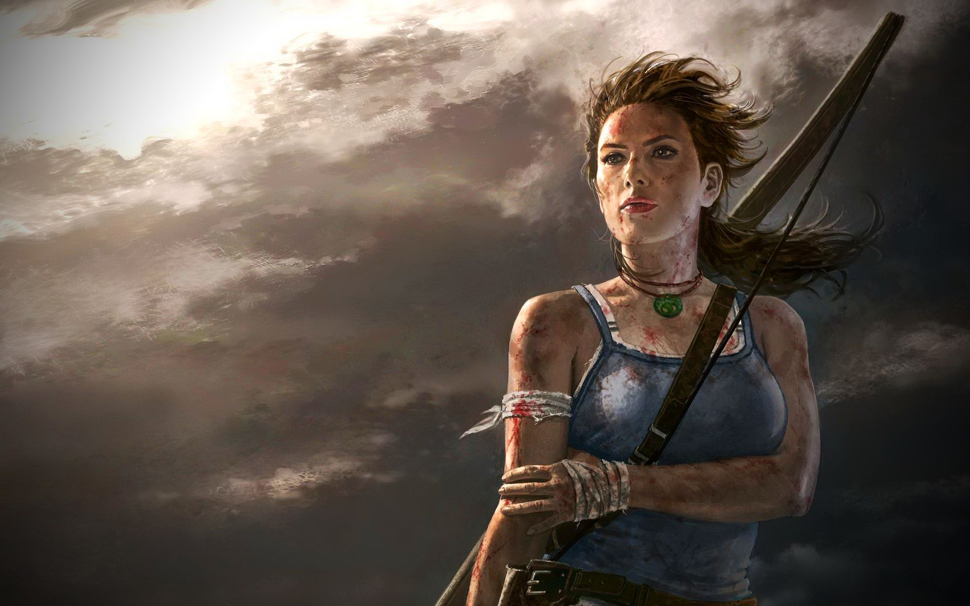 Tomb Raider 2013 Wallpaper: Find Out: Tomb Raider 2013 Wallpaper On Http://hdpicorner