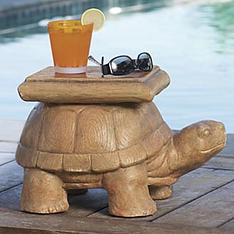 Turtle Table from Seventh Avenue ®