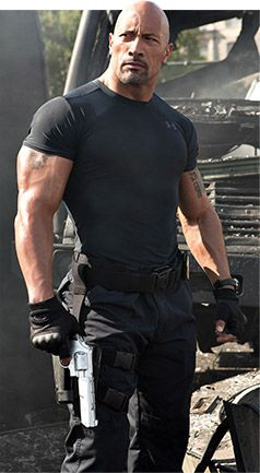 """Dear Dwayne """"The Rock"""" Johnson, can I train with you? I will make you cookies of awesome if we train together!"""