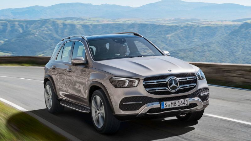 Mercedes Benz Gle Plug In Hybrid Will Have 62 Miles Of Electric