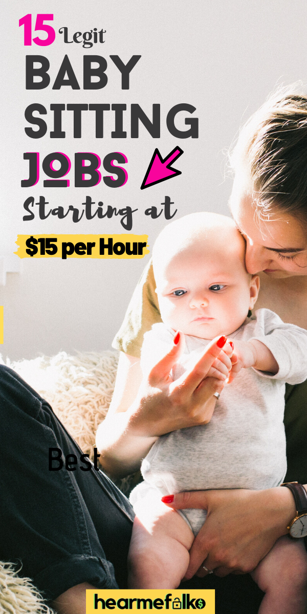 15 Babysitting Jobs For Teens Paying 15 Hr Or More Hiring Now