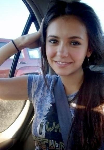 Pluslifestyles 9 Pictures Of Nina Dobrev With And Without Makeup Nina Dobrev Nina Dobrev Style Nina Dobrev Without Makeup