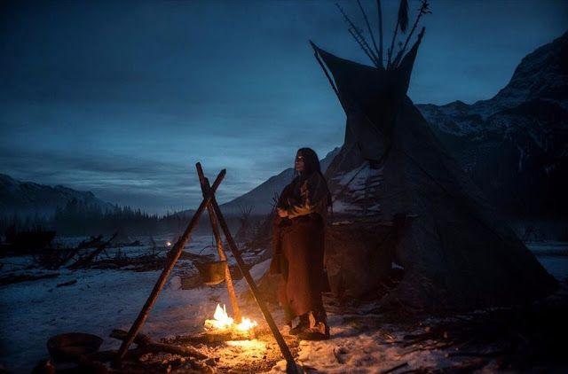"""Veja as extraordinárias fotos tomadas por Emmanuel Lubezki durante as gravações de """"O Regresso"""""""