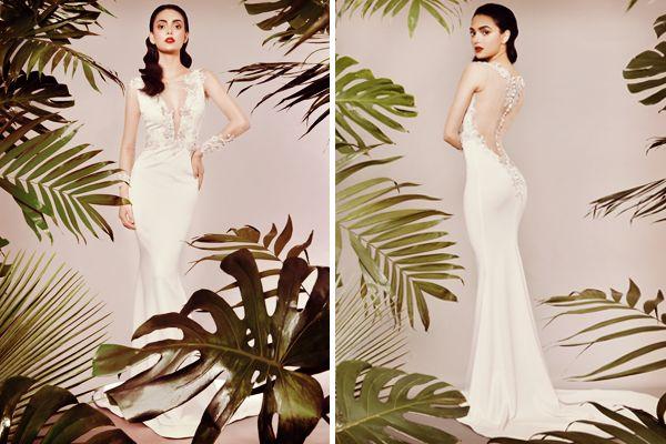 benito santos: el diseñador mexicano de vestidos de novia | bodas
