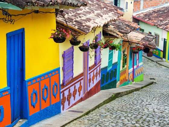 ¿Cómo han cambiado con los años los sitios más lindos de Colombia?