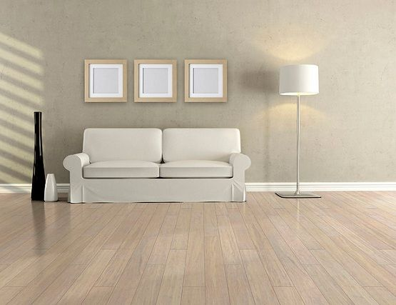 Choosing The Best White Bamboo Flooring For Your Rooms Bamboo Flooring Living Room Living Room Flooring Minimalist Living Room