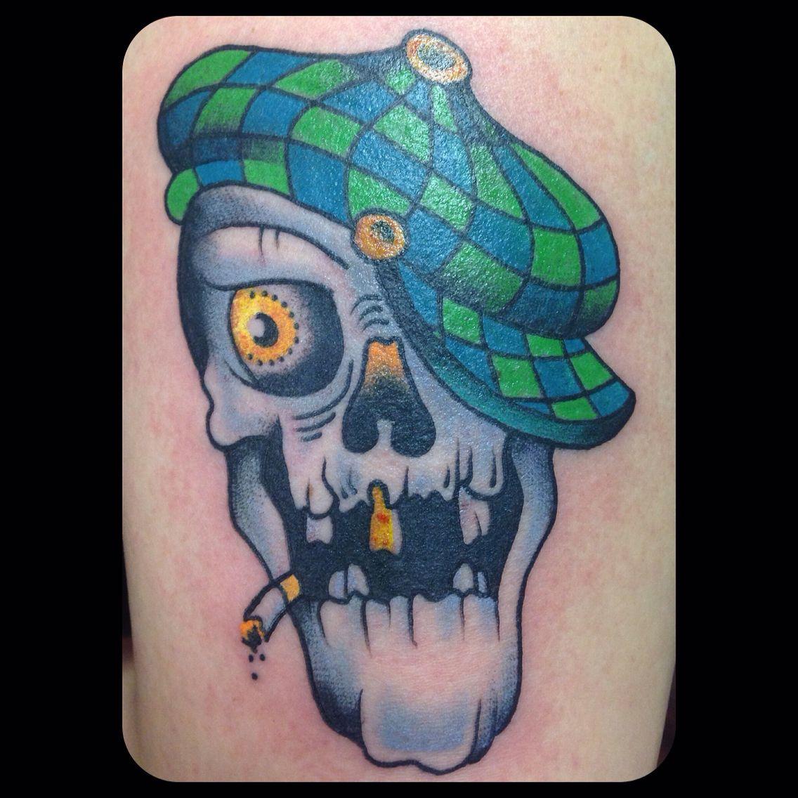 Fredericksburg virginia tattoo artist johan ulrich