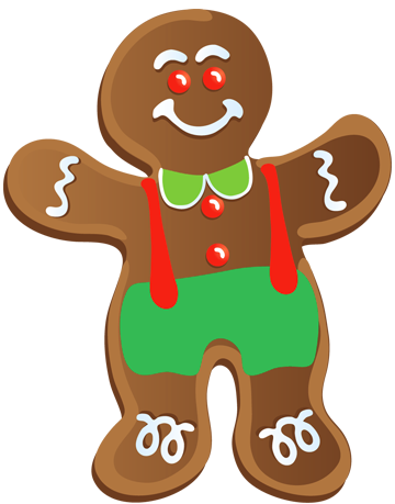 christmas gingerbread man clip art clip art gingerbread rh pinterest ie Gingerbread Man Running Clip Art Gingerbread Man Story Clip Art