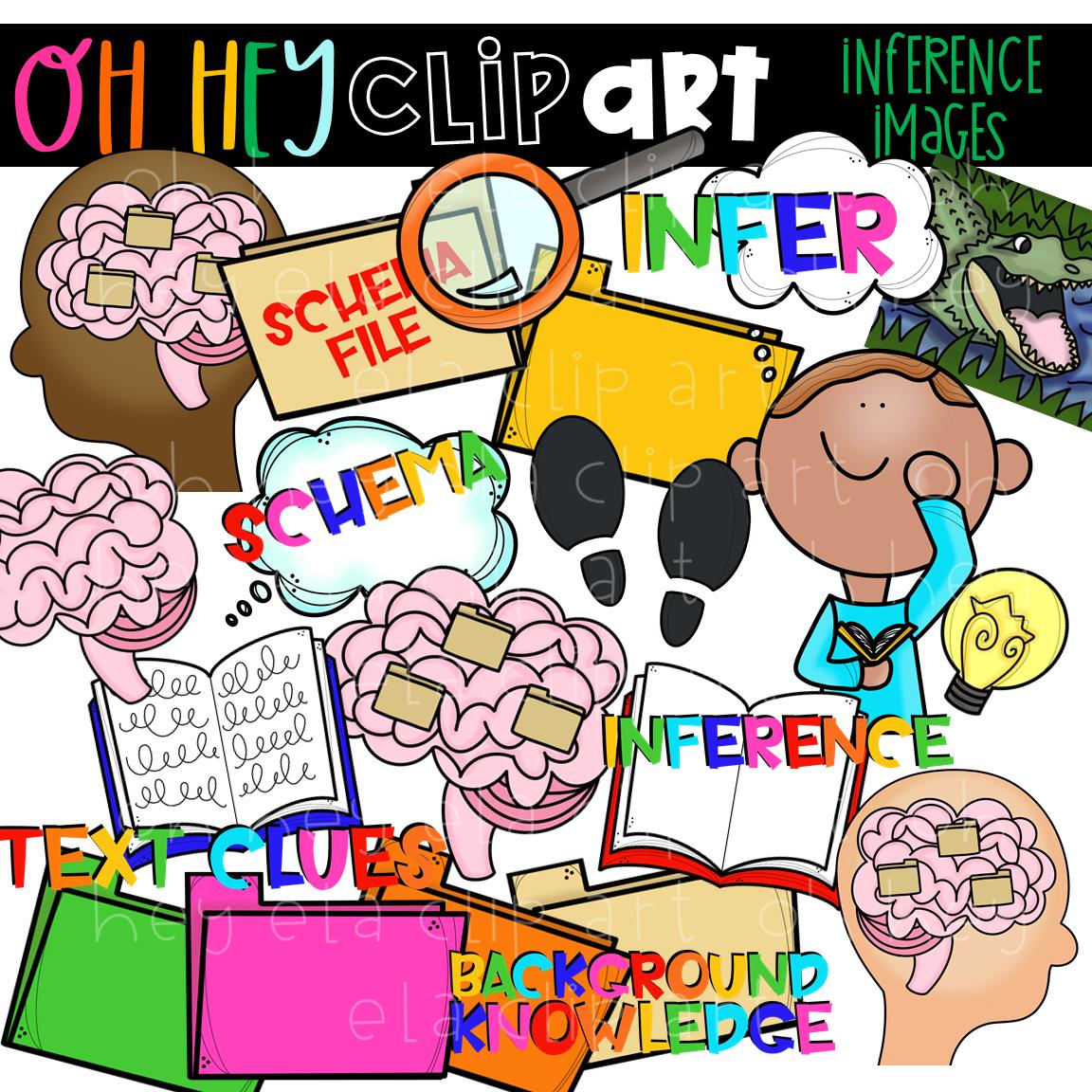 Inference Clip Art Biggame