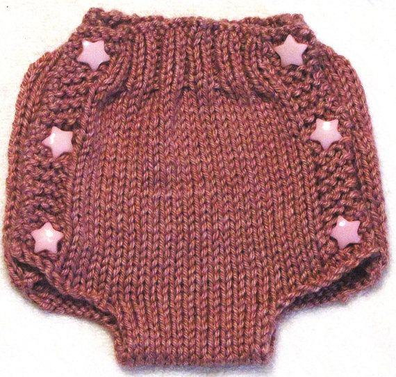 Diaper Cover Knitting Pattern Newborn Pdf 400 Via Etsy