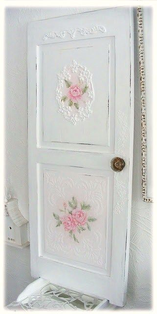 Shabby Chic ♥ Door