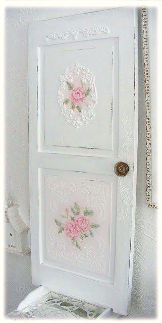 Shabby Chic ♥ Door