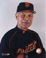 Felipe Alou - 2014 Still With The San Francisco Giants! Looking Good!