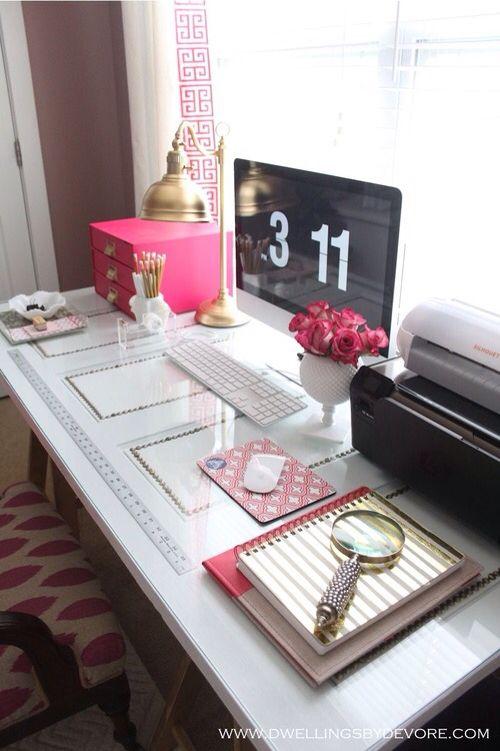 Home Office. For Girls.