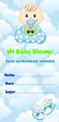 9 Ideas De Baby Shower Baby Shower Invitaciones Deco De Baby Shower Invitaciones Para Baby