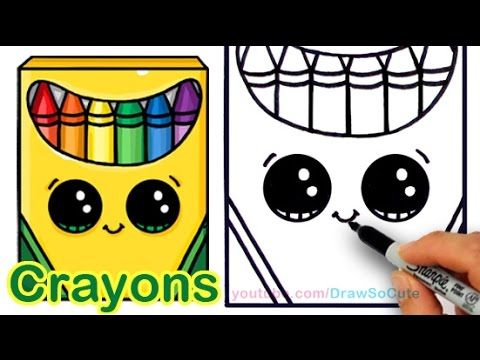 780998d2c8b430bff103034d133d7337 » How To Draw Crayons Easy