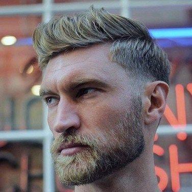 39 best short men haircut looks grey  thick hair styles