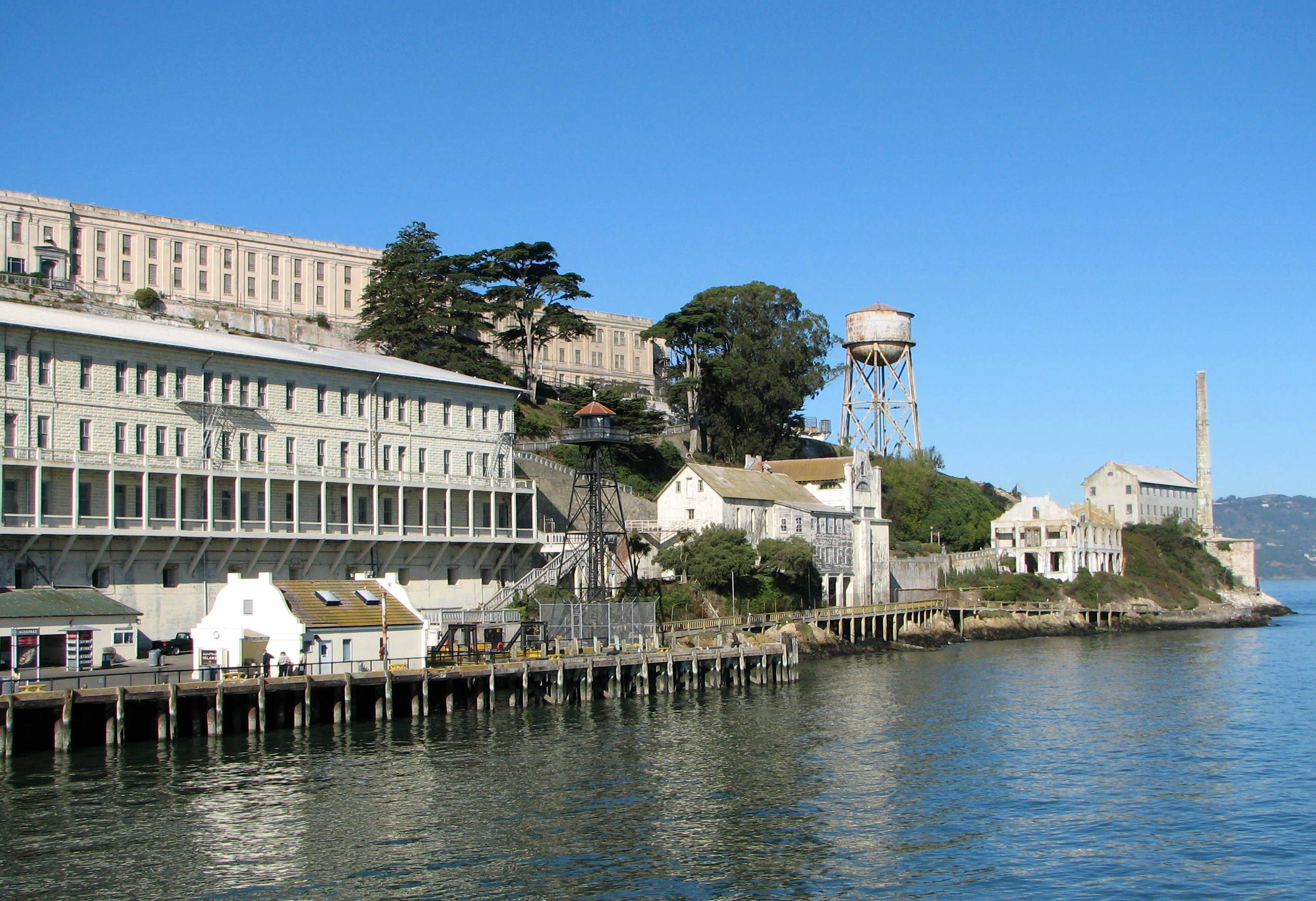 exclusive alcatraz island united states wallpaper | america travel