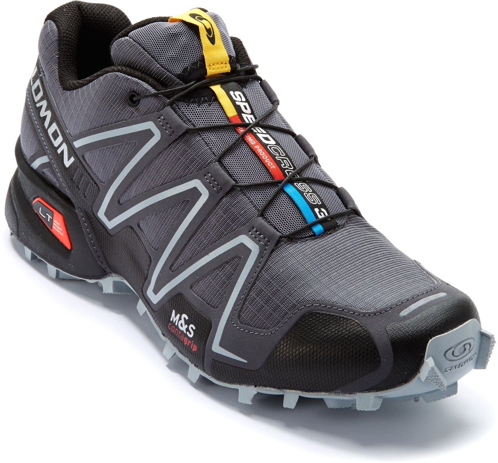 Salomon Speedcross 3 Trail Running Shoes Men's | REI Co op