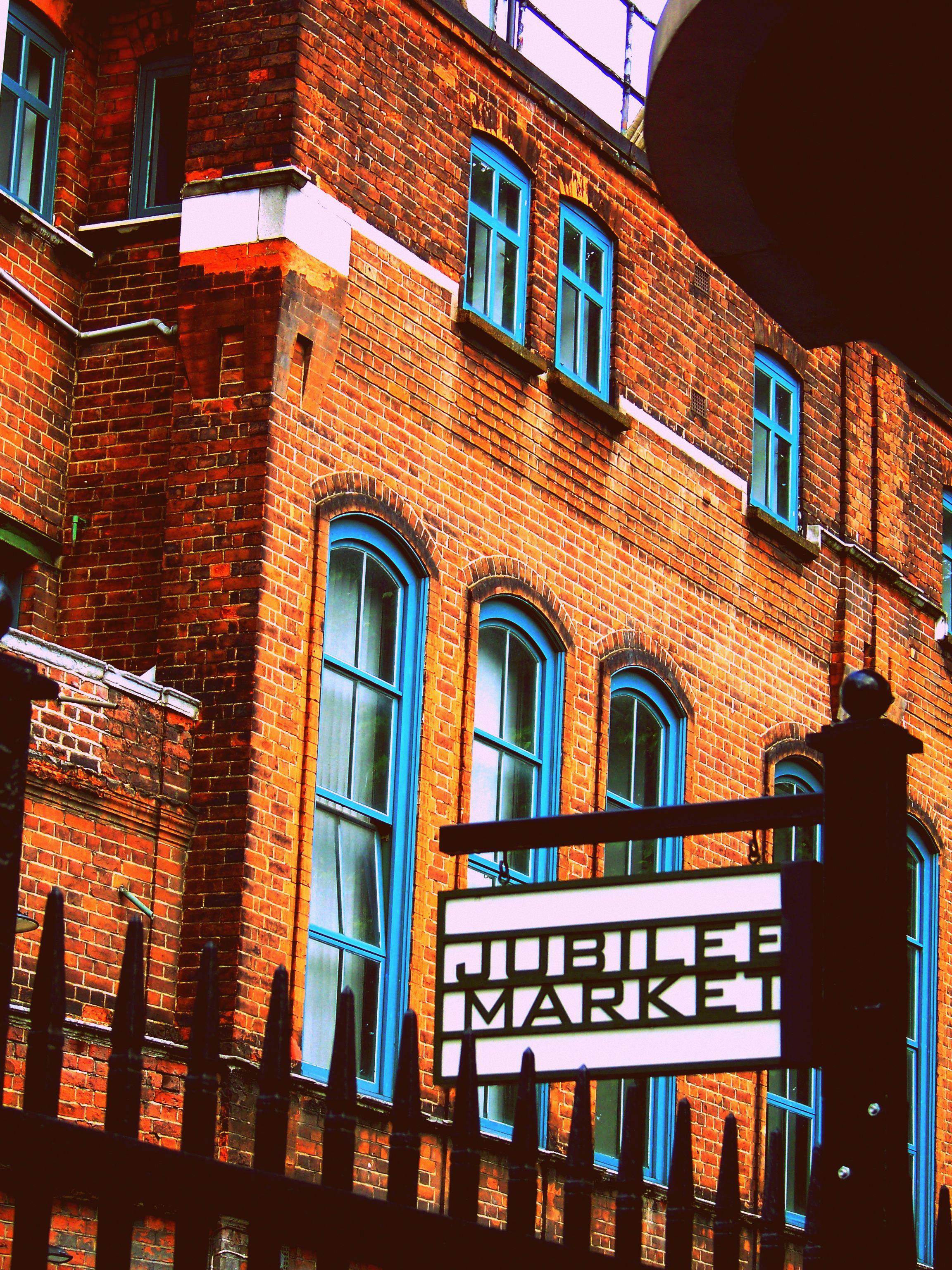 Jubilee Market, London Covent garden, London, The places