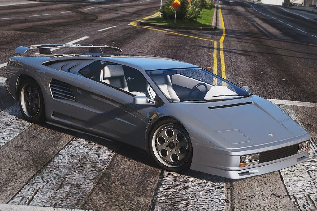 The New Gta Online Car Is Just One Expensive Glitch Autos