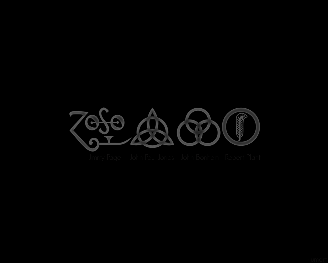 Led Zeppelin Symbol Meanings Google Search Tattoo Ideas
