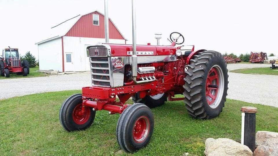 Ih 560 Tractor Power Steering : Ih v just cool tractors pinterest tractor