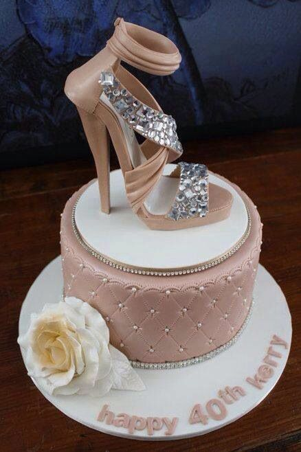 From Stylish Eve Bizcochos CreativosCreative Cakes Pinterest - Stylish birthday cakes